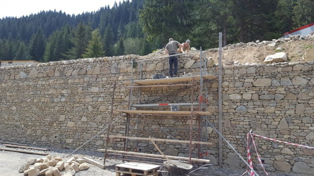perimetrer wall