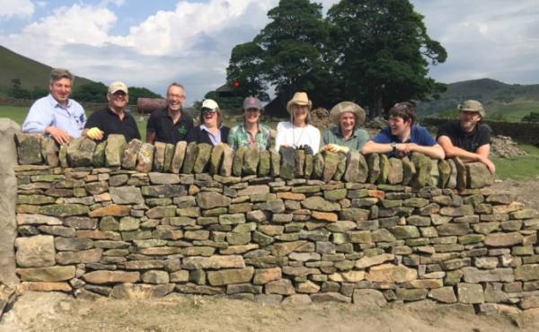 Beginners Dry Stone Walling Course