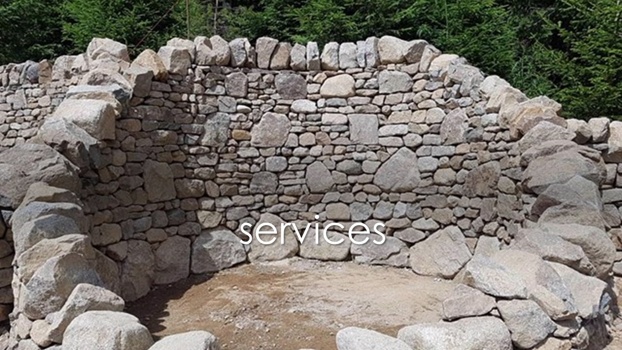 Dry Stone Walling Services